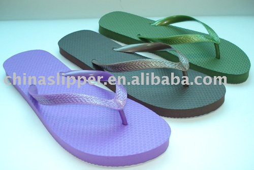 rubber flip flop/thongs