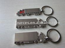 Metal Truck Shape Key Holder Metal Key Tag ZInc Alloy