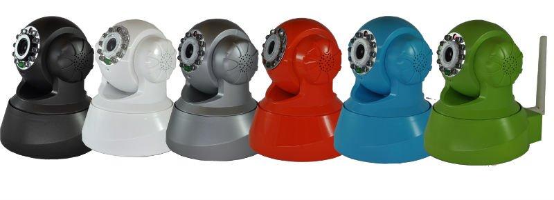 Tilt Pan Camera