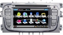 "7"" Ford Mondeo Special car DVD gps with Can-bus USB,SD&MMC slot,with Bluetooth/iPod function"