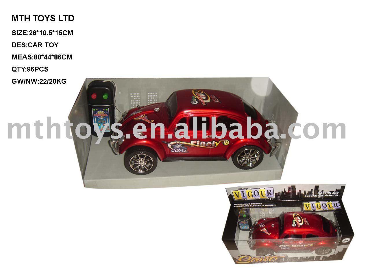 Old jalopy car toy(China