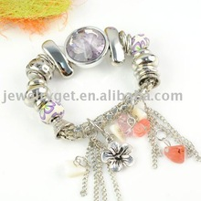 fashion bracelets ,mesh style bracelet ,chain link suspension ,paypal ,free shipping ,br-1122