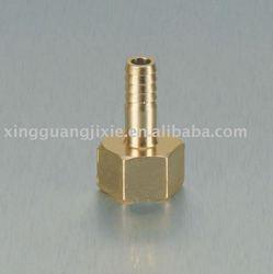 brass female hose coupling/fitting nipple