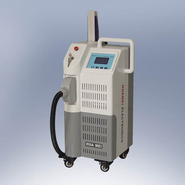 See larger image: hot luxury cheap q switch laser tattoo removal machine.
