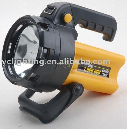 Power Rechargeable Spotlight