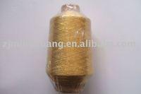 MingGuang new metalic yarn( yellow color)