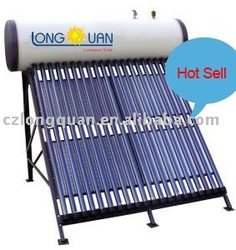 Low Cost Solar Water Heater