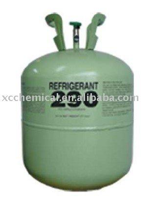 r290 de gas refrigerante