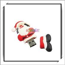 USB Flash Stick 4GB Beard Hold Hands Santa Claus