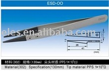 ESD-00 ESD Series Exchanged tip Anti-static Stainless Tweezers