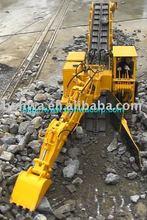 Small Hydraulic Crawler Rock Mucking Loader for underground mining