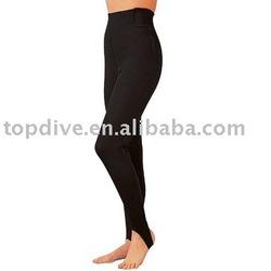 Neoprene Slim Pants,Long Pants