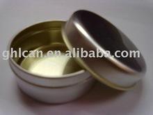 Healthcare aluminum cosmetic tin can