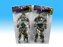 Plastik oyuncak asker askeri oyuncak