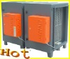 electrostatic air purifier for fume extraction