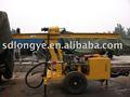 Móvil de agua de pozo de perforación de la máquina ( ctq - l100y )