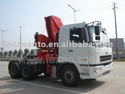 20t 4 braccio articolato camion con gru sqz4304
