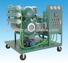 Isolation haute efficacité vide de recyclage d'huile