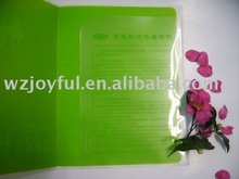 2011 supper high quality low price new pp file folder
