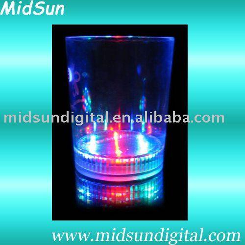 led flashing ice cube many design