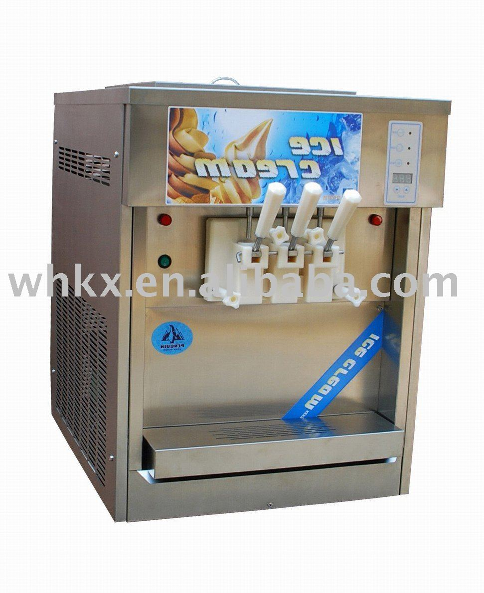 Salton Countertop Ice Maker : ... Education: ICE CREAM MAKER MANUFACUTERES AND INSTRUCTION MANUALS