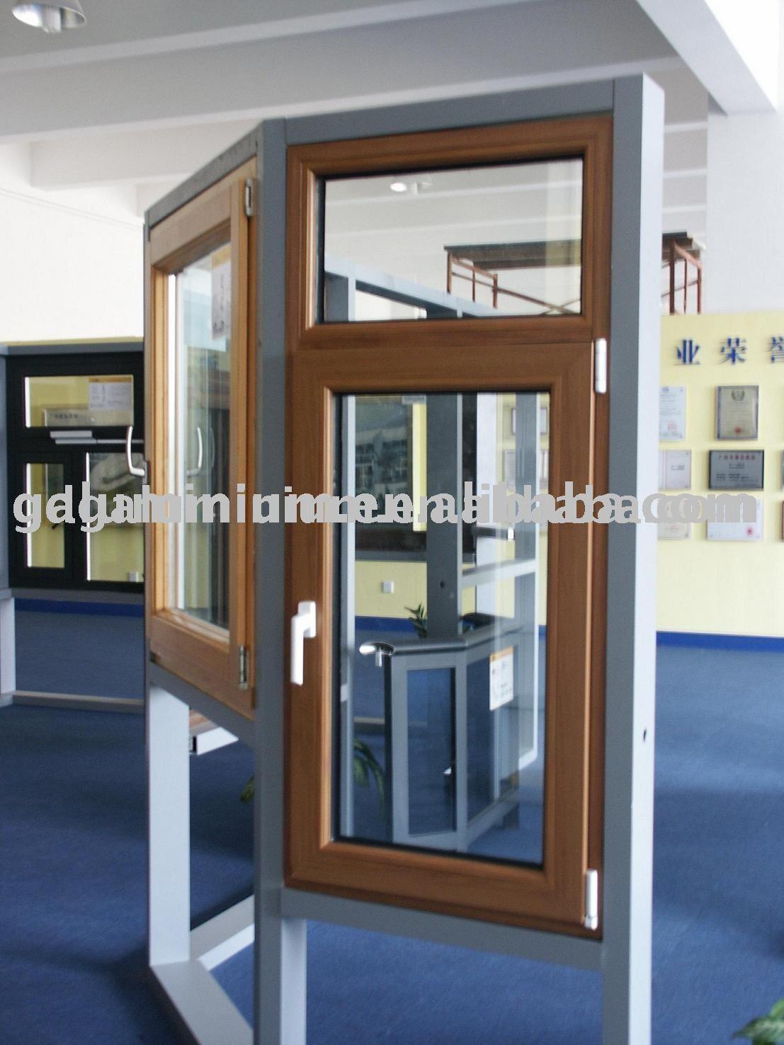 Aluminium Casement Window Frame,Aluminium Sash,Large Opening Size ...