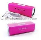 Music Angel for iPod speaker, for iPhone speaker, Support TF/USB/FM