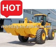 wheel loader 3 cbm bucket 16.2 ton weight CAT or Cummins engine