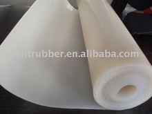 Solar silicone sheet