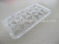 soft fashion new stlye TPU cover for TOUCH 4