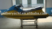 CE approved Yellow Color 700CC Personal Watercraft