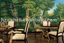 Art wallpaper landscape