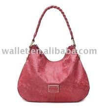 Biyibi Flower Embossed Texture Women's Fashion Shoulder Bags