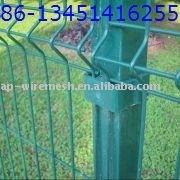 PVC coated raschel protective wire mesh