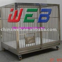China dog cage
