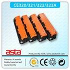 CE320 color toner cartridge
