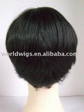 Fashion & synthetic kanekalon hair lace front wig