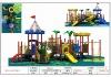 Children playground flooring