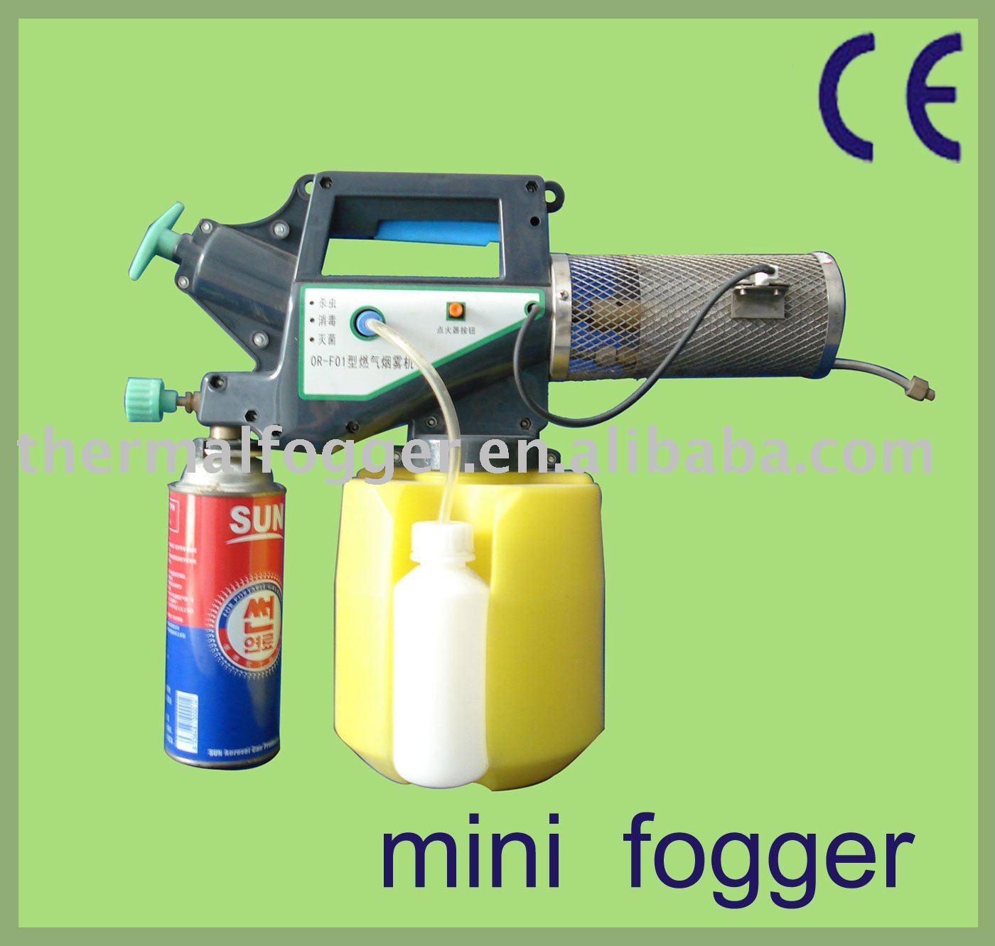 Mini máquina de niebla OR-F01 con matar mosquitos