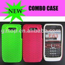 MESH COMBO MOBILE PHONE CASE FOR NOKIA E63