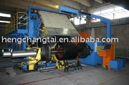tractor tyre assembling machine