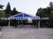 bule cover truss,roof truss,aluminum truss