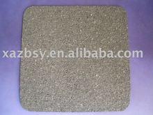 acoustic rubber underlayment