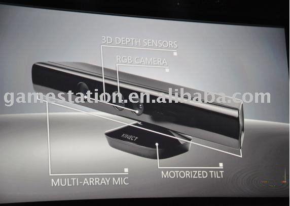 xbox 360 kinect sensor bar - photo #36