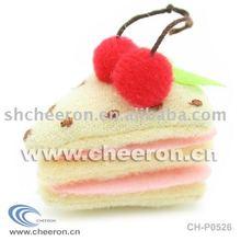Plush Dessert Toy Screen Cleaner