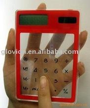Solar Touch Screen Calculator