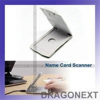 Mini Portable USB Business Name Card Scanner