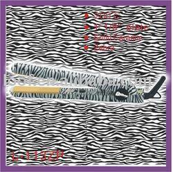Silk Limited Edition Flat Iron WHITE ZEBRA