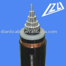 AL/XLPE/PVC/Single/Shielding/Cable