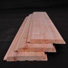 Chinese Cedar Timber Factory